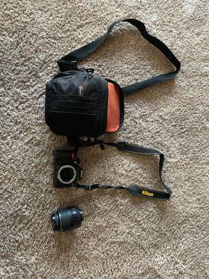 Nikon D3100 camera for Sale in Minden, NV