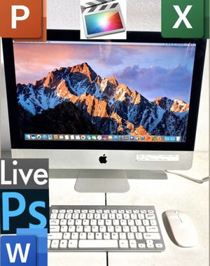 Hot Deal! Apple iMac 21.5in. Mid 2010 MC509LL/A 4GB 1TB Core i3 3.2GHz with Wireless Keyboard and Mouse (Firm Price) for Sale in Dallas, TX