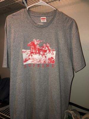 Supreme AK47 Tee Size M for Sale in Haltom City, TX