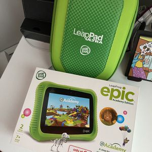 LEAPFROG LEARNING COMPUTER LEAP FROG ULTRA TABLET WITH CASE NEW for Sale in Trumbull, CT