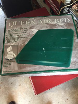 Air mattress queen for Sale in Johnstown, OH
