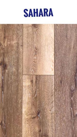New Oasis 12.3 mm Laminate Floor- Sahara ($1.29/ per sqft) Water Resistant for Sale in Ontario, CA
