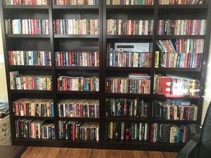 Bookshelf and desk for Sale in Brentwood, CA