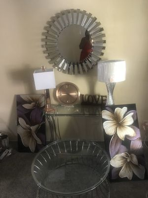 Tables, Lamps, portraits & more! Move Out Sale for Sale in Wheat Ridge, CO