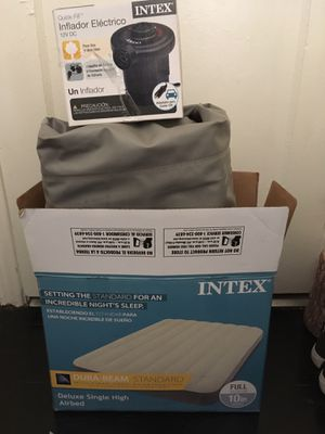 Inflatable Air Mattress for Sale in Los Angeles, CA