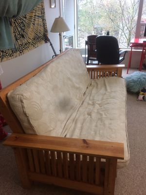 Futon couch for Sale in Portland, OR