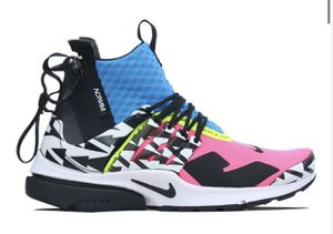 New Nike Men's Acronym Racer Pink Sneakers Size US7 for Sale in Miami, FL