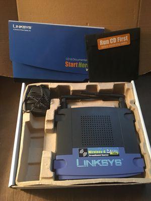 DALTON DAWNVILLE. Linksy router for Sale in Dalton, GA