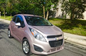 2013 Chevrolet Spark • Champagne PINK • Uber Lyft • Very Low Miles • Picture Screen for Sale in Kensington, MD