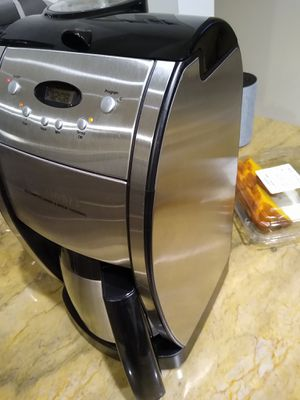 Almost. New Cuisinart Coffee Grinder Maker...works great for Sale in Bloomingdale, IL