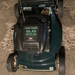 Craftsman Lawnmower for Sale in San Jose,  CA