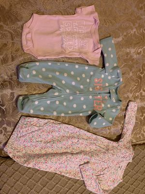 Newborn clothes for Sale in Los Angeles, CA