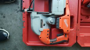 Milwaukee cordless portaband for Sale in Lakeland, FL