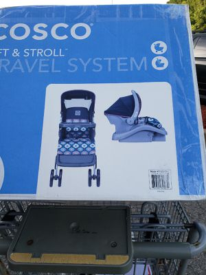 Cosco stroller travel system for Sale in Pittsburgh, PA