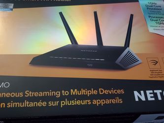 Netgear R7000P Nighthawk AC2300 Dual band Smart Wifi Router With MU-MIMO for Sale in Westminster,  CA