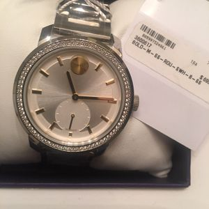 Silver Movado for Sale in Temple Hills, MD