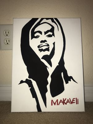 tupac art for Sale in Tampa, FL