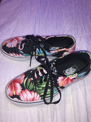Hawaiian Floral Vans for Sale in Moorpark, CA