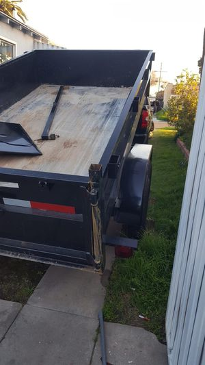 2018 DUMP TRAILER for Sale in Los Angeles, CA