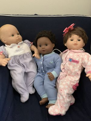 American Girl Bitty Babies dolls for Sale in Clearwater, FL