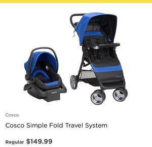 Cosco car seat and stroller combo for Sale in Thomasville, NC