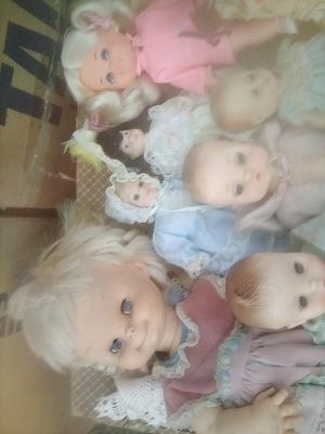 Barbie ,Vogue,jolly for Sale in Bethel Island, CA