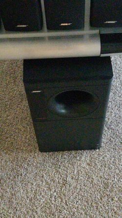 Bose Lifestyle 20 Surround Sound for Sale in St. Cloud,  FL