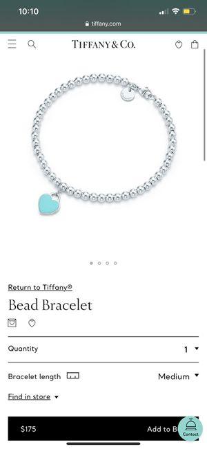 Tiffany bracelet for Sale in Santee, CA