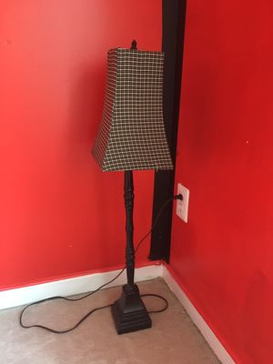 Working bed lamp with light for sale for Sale in Ashburn, VA