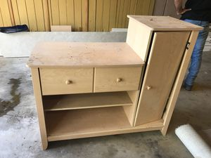 Changing table. for Sale in McMinnville, OR