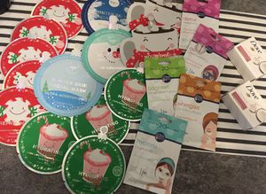 NEW SpaLife & MissSpa Face Masks + Dove Beauty Bars for Sale in Brooklyn, NY