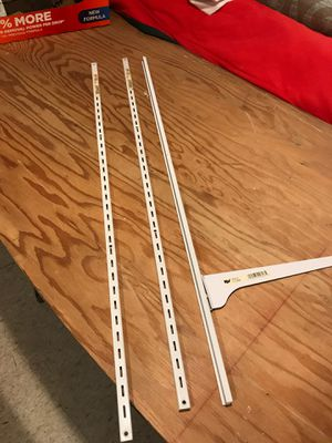 Metal shelf's Standards & Brackets for Sale in Chicago, IL