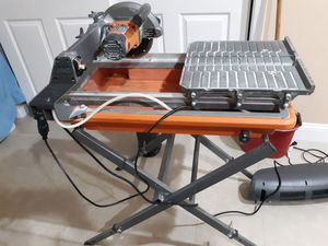 water cutter for ceramics tile good condition for Sale in Falls Church, VA