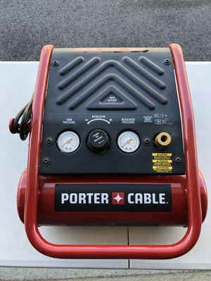 Porter Cable 1gal Air Compressor for Sale in Greenville, SC