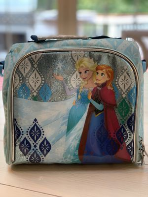 Anna & Elsa lunchbox for Sale in Ashburn, VA