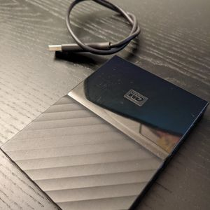 WD 2TB Black My Passport Portable External Hard Drive - USB 3.0 for Sale in Federal Way, WA