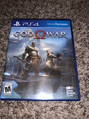 PS4 God of War for Sale in Tallahassee, FL