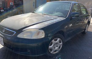 2000 Honda Civic EX for Sale in San Diego, CA
