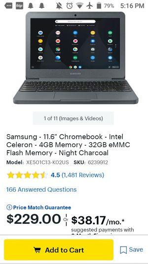Chromebook 3 for Sale in Riviera Beach, FL