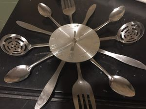 Kitchen clock for Sale in Quincy, IL