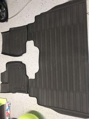2019 Ford F-150 OEM Rubber Mats for Sale in Elkridge, MD