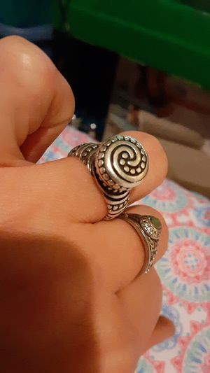 James Avery Ring Size 5/6 for Sale in San Antonio, TX