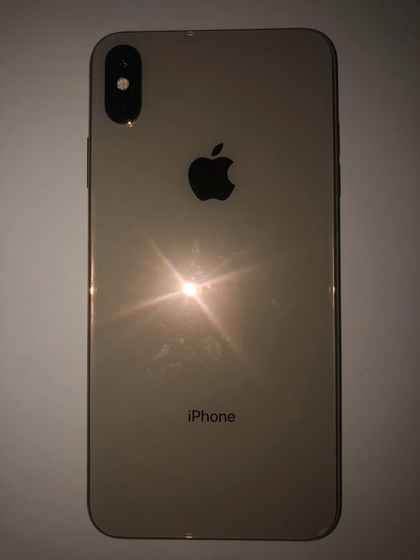 iPhone XS Max 256GB AT&T/Cricket, Metro, T-MOBILE