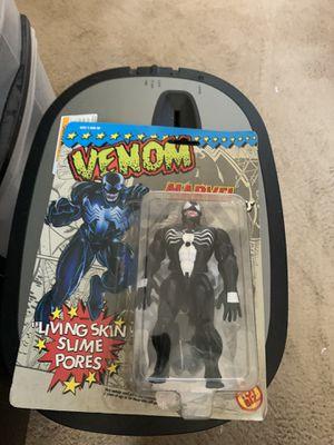 Venom Living Skin Slime Pores 1997 Action Figure for Sale in Gilbert, AZ