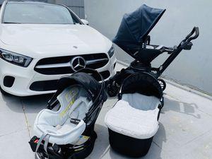 Orbit baby g3 Fancy stroller for Sale in Santa Ana, CA