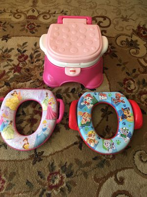 Kids potty seats for Sale in Lake Worth, FL