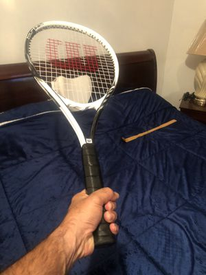 Like new tennis Willson pro for Sale in West New York, NJ