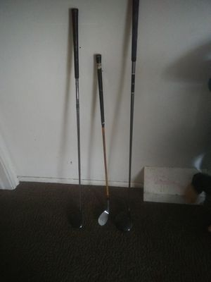 Golf clubs all for $100 for Sale in West Valley City, UT