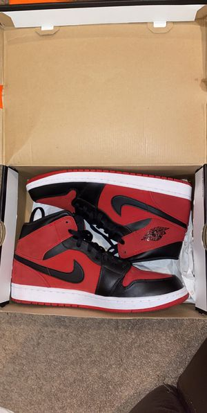 "Jordan 1 Mid ""Banned"" DEADSTOCK for Sale in Surprise, NY"
