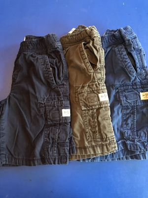 Boy's 4 and 5 shorts and shirts Bundle (10 pc) for Sale in Woodbridge, VA